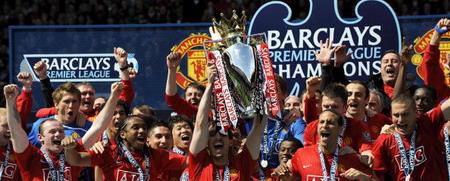 0809 Premier League Champions